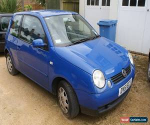 Classic VOLKSWAGEN LUPO 2001  BLUE AUTO LOW MILES for Sale