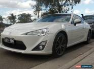 2014 Toyota 86 ZN6 GT White Automatic 6sp A Coupe for Sale