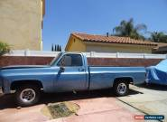 1978 Chevrolet Other Pickups C10 for Sale