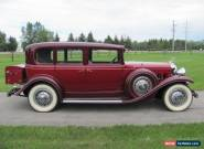 1931 Cadillac Series 355 Eight 5 Passenger Sedan for Sale