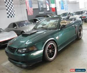 Classic 2002 Ford Mustang 2dr Convertible GT Deluxe for Sale