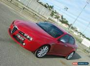 2008 Alfa Romeo 159 2.4 JTD TI Red Automatic 6sp A Sedan for Sale