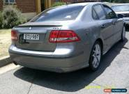 Saab 9-3 Aero 2.0t (2004) 4D Sedan 5 SP Automatic Sentr (2L - Turbo MPFI) 5 Seat for Sale