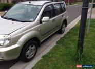 Nissan x-trail 2004 Manual  for Sale