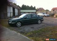 Jaguar X Type 2.0D SE Spares or repairs for Sale