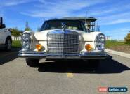 1973 Mercedes-Benz 200-Series SE for Sale