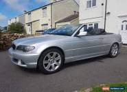 **BMW 318CI 2.0 PETROL CONVERTIBLE** for Sale