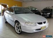 1999 Holden Commodore BERLINA VT 3.8 Automatic A Sedan for Sale