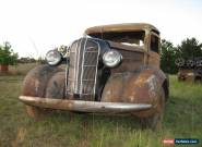 36 DODGE COUPE UTE for Sale