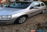 Classic 2006 VAUXHALL CORSA SXI +16V SILVER 48500 MILES  for Sale