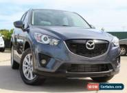 2012 Mazda CX-5 Maxx Sport (4x4) Grey Automatic 6sp A Wagon for Sale