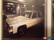 Cadillac : Brougham FLEETWOOD BROGHAM DELEGANCE 4 DOOR SEDAN for Sale