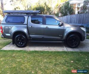 Classic MY13 Holden Colorado LTZ 4X4 for Sale