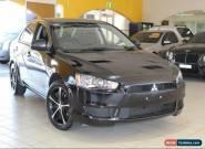 2012 Mitsubishi Lancer ES Black Manual M Sedan for Sale