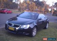 VW EOS 2008 Convertible for Sale