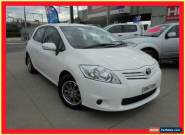 2010 Toyota Corolla ZRE152R MY10 Ascent White Automatic 4sp A Hatchback for Sale