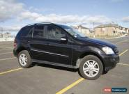 Mercedes-Benz : M-Class ML320CDI for Sale