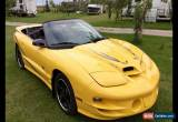 Classic 2002 Pontiac Firebird TRANS AM COLLECTOR EDITION for Sale
