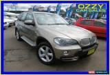 Classic 2008 BMW X5 E70 3.0SD Bronze Automatic 6sp A Wagon for Sale