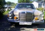 Classic Mercedes-Benz: 200-Series 280 sel  for Sale