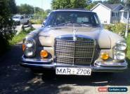 Mercedes-Benz: 200-Series 280 sel  for Sale