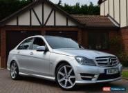2012 Mercedes-Benz C Class 2.1 C220 CDI BlueEFFICIENCY Sport 4dr for Sale