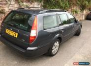 Ford Mondeo 2.0 TDCI zetec 130 Estate 6 speed for Sale