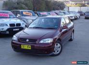 2004 Holden Astra TS CD Burgundy Automatic 4sp A Hatchback for Sale