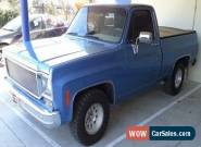 Chev C10 1977 Pick up for Sale