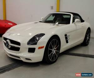 Classic 2012 Mercedes-Benz SLS AMG Roadster for Sale