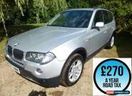 2007 BMW X3 2.0d SE 5dr Estate Diesel for Sale