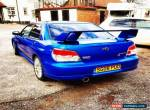 2008 SUBARU IMPREZA PRODRIVE GB270 BLUE LIMITED EDITION!!! for Sale