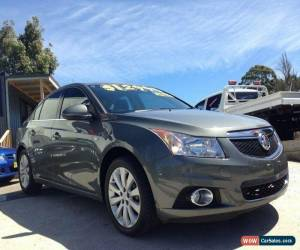 Classic 2012 Holden Cruze JH MY12 CDX Grey Automatic 6sp A Sedan for Sale