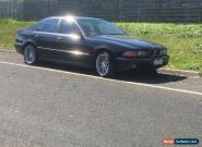 """1996 E39 BMW 540i V8 Sedan, Auto, 18"""" BBS Rims, 9 mths Rego for Sale"""