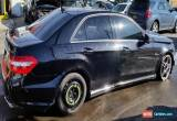 Classic Mercedes-Benz: E-Class E63 AMG Sedan for Sale
