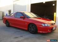 2003 HOLDEN COMMODORE VY SS UTE 5.7LT V8 Auto for Sale