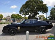 XB Coupe Mad Max Interceptor  for Sale