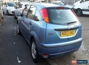 ford focus 1.6 zetec manual blue very clean for Sale