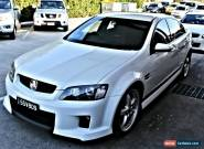 Holden Commodore SS (2009) 4D Sedan Manual (6L - Multi Point F/INJ) 5 Seats for Sale