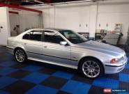 2000 BMW 5 Sedan 540i for Sale