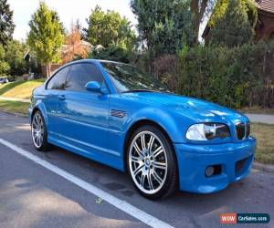 Classic 2001 BMW M3 for Sale