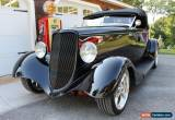 Classic 1933 Ford Roadster Other for Sale