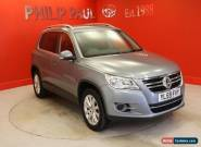 2009 Volkswagen Tiguan 2.0 TDI SE 4Motion 5dr for Sale