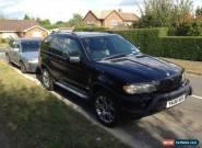 BMW X5 4.4V8 for Sale