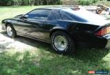 Classic 1986 Chevrolet Camaro for Sale