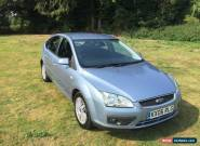 Ford Focus 2.0ltr Diesel TDCi Ghia 2006 for Sale