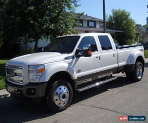Classic 2015 Ford F-450 King Ranch Lariat for Sale