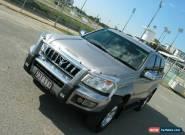 2004 Toyota Landcruiser Prado GRJ120R GX (4x4) Gold Automatic 5sp A Wagon for Sale