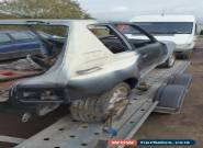 Peugeot 205 GTi 4x4 Dimma style kitted rolling shell Mi16x4 running gear PROJECT for Sale