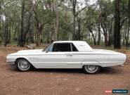 FORD THUNDERBIRD 1964 - RIGHT HAND DRIVE for Sale